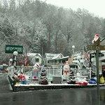 Winter and christmas at kingwood inn