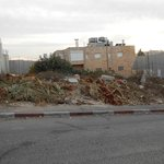 Anastas House and separation wall
