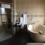 The stone bath