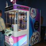 robotic soft serve yogurt