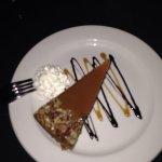 Turtle cheesecake!!! Yummy