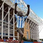 billy is a blue huddersfiled town