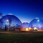 Enjoy Milwaukee's Mitchell Domes