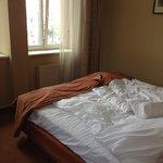 Big comfy bed!