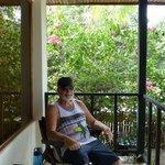 La Marejada balcony