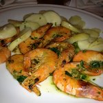 Seafood Restaurant close to hotel - delicious!!