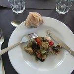 ラタトゥイユ(野菜煮込み冷製仕立て)はプロヴァンスの田舎料理