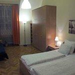 Happy Prague_Ground Floor bedroom