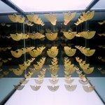 Colección de aretes de oro
