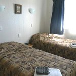 Beachside Sunnyvale Motel Foto