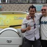 А это сам Gede - лучший экскурсовод на Бали!!!