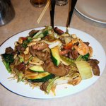 House Chow Mein