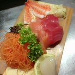Main sashimi