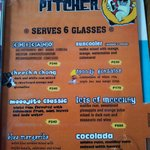 Drinks by the Pitcher