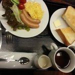Breakfast - Western Style priced at USD8