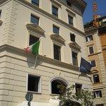 Hotel Londra And Cargill, Rome