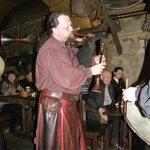 Музыканты на средневековый лад