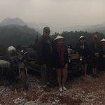 Mai Chau homestay in Jeeps and Sidecar