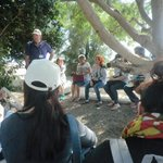Our group with Moti @ Capernaum