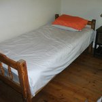 My bed in room 6.