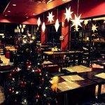Christmas at Chub's Grill