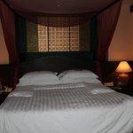спальня в гарден вилла
