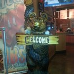 Bears in famous daves