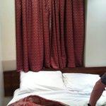 width of room