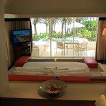 piscine beach villa
