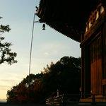 pavillon à l'entrée de Kofukuji