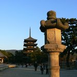pagode à Kofukuji