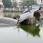 Hun Tiep Lake (Downed B-52), Hanoi, Vietnam