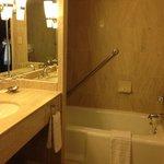 Swissotel Chicago Bathroom