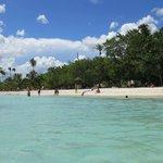 öffentlicher Strand Bayahibe