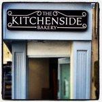The Kitchenside bakery entrance