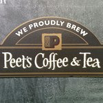 They have Peet's!!