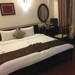 King Size Bed -- very comfortable