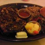 Jamaican Jerk Platter