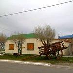 Afuera. Museo casa de Pioneros