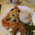 pollo a la napolitana