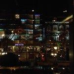 Vista hotel dall'hard rock cafè