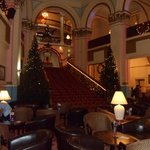 The magnificent staircase