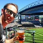 Summer time at Safeco Field