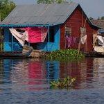 Ballade sur le Tonlé Sap