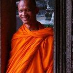 Rencontre à Angkor Vat ...