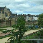 Remparts de Vannes: Vannes: Francia: mura e torrioni