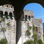 Castello Malaspina - Palazzo del Principe dei Cybo, scorcio