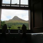 A soak with a view of the Pap of Glencoe