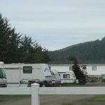 Chinook RV Park, Waldport