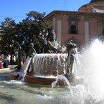 Fontana della Turia